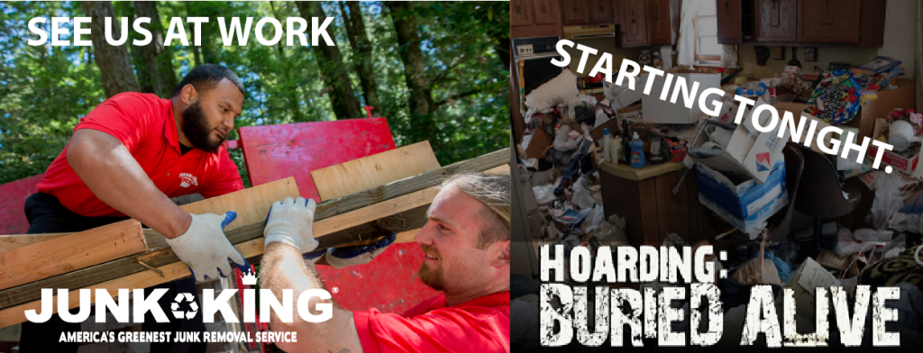 Hoarding Buried Alive and Junk King