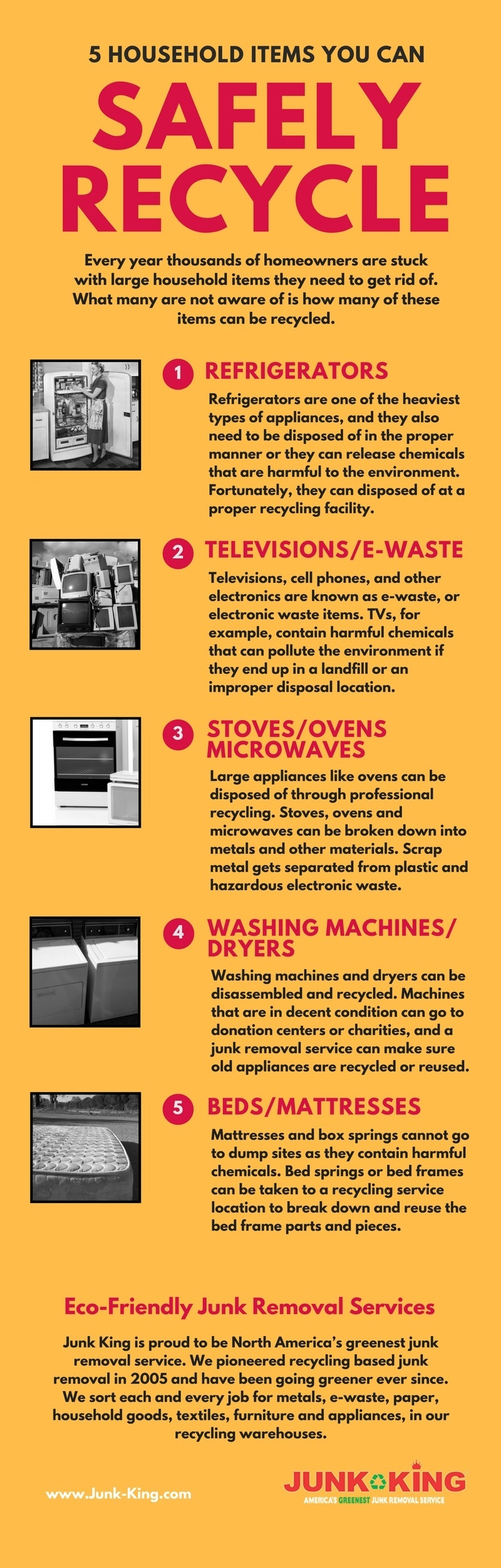 5 household items you can recycle
