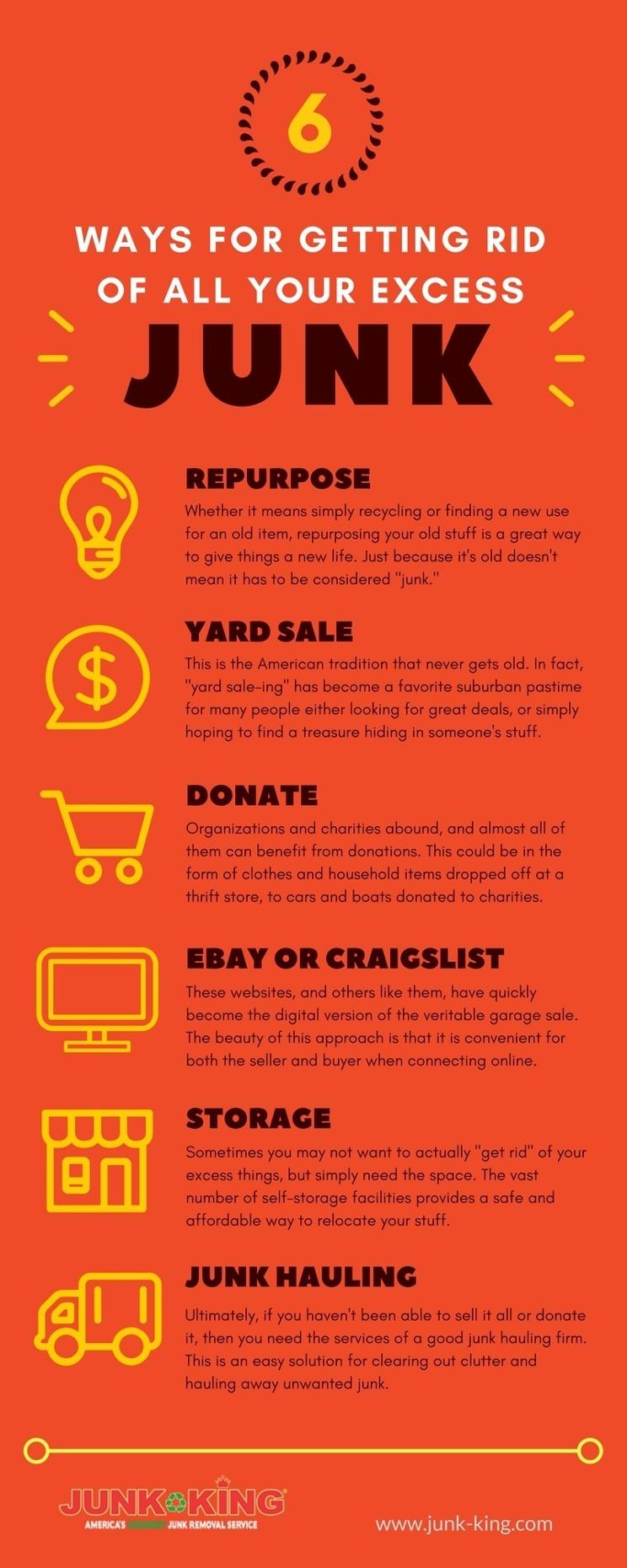 6 ways to get rid of junk-1