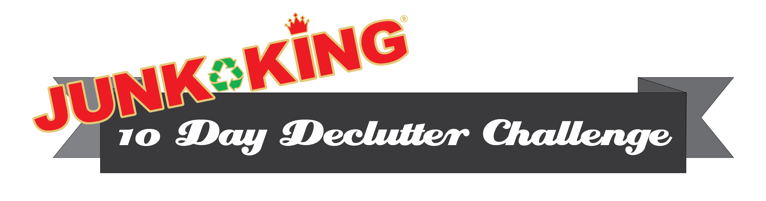 Junk King Declutter Challenge