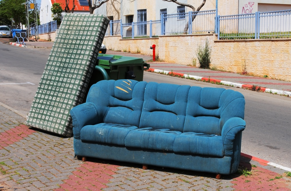Green Junk Removal And Recycling Old Furniture