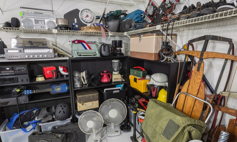Tips For Junk Removal And Garage Storage Ideas