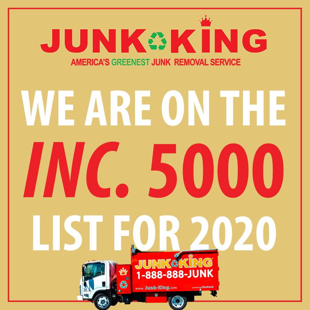 Junk King Inc. 5000