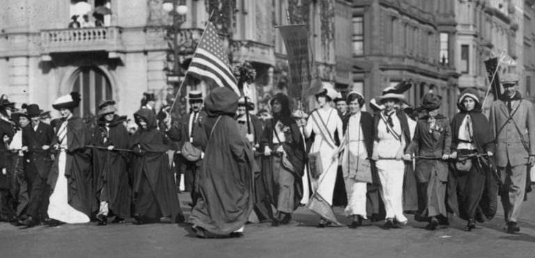 womens-march-1913