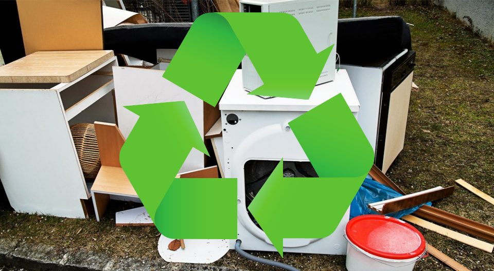 Junk Removal And Recycling: A Great Combo