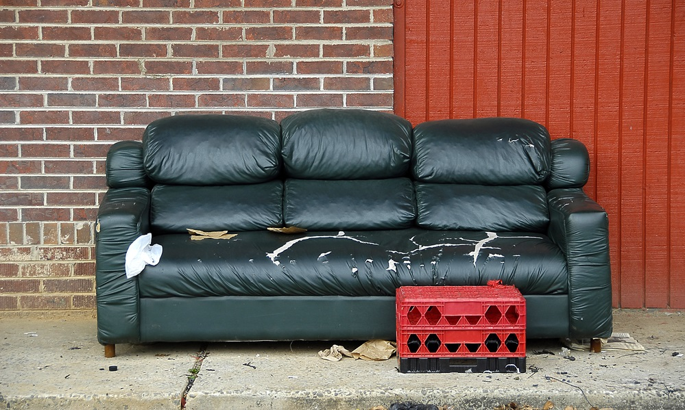 Get Rid Of Old Couches And Sofas