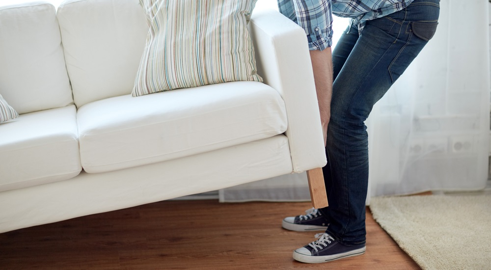 Furniture Removal: Doing It Right