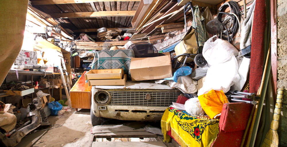 Hoarding Or Just Cluttering?