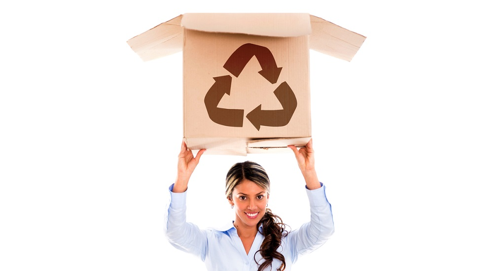 Is Your Cardboard Recycling Safe?