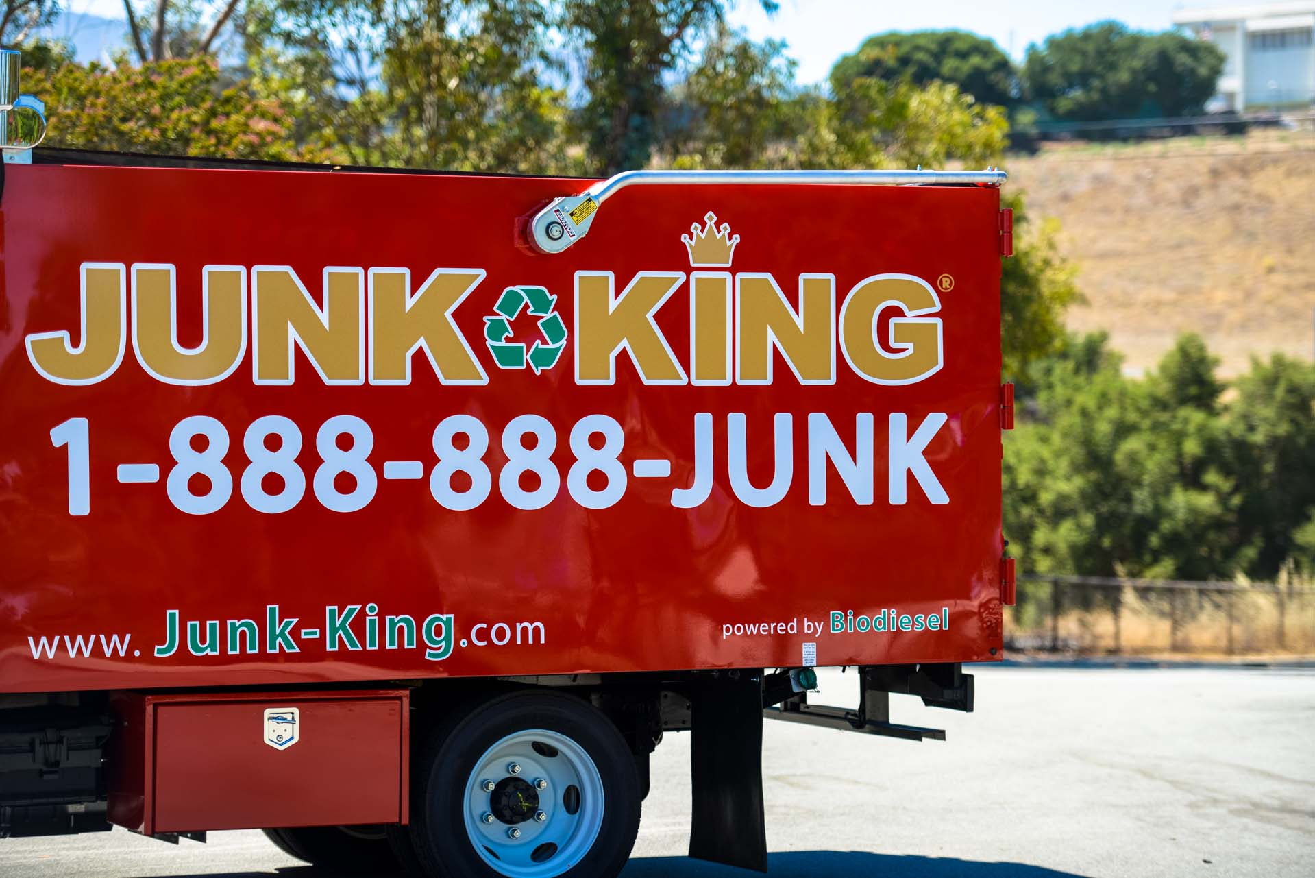 Junk hauling business plan