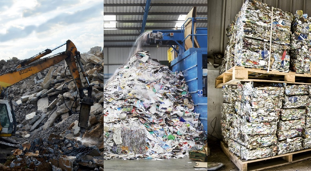 Rock, Paper, Scissors: Winning With Recycling