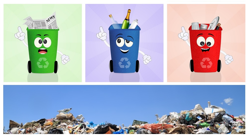 The Three Kings Of Recycling